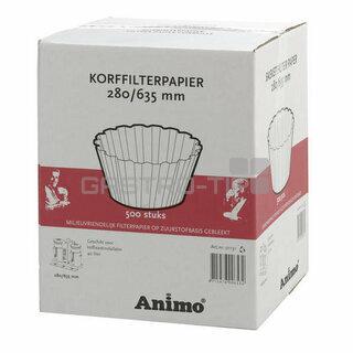 Papírový jednorázový filtr Animo (280/635)